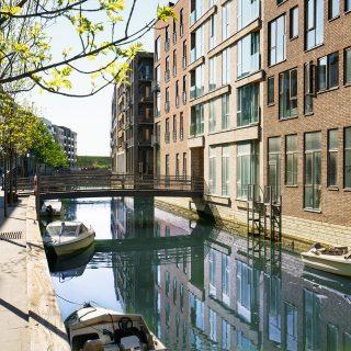 Kanalerne på Teglholmen